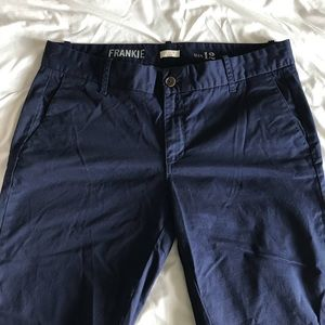 J. Crew Frankie Pants